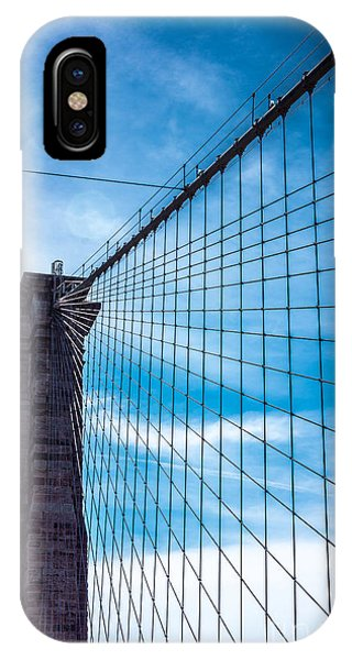 Brooklyn Bridge Suspense IPhone Case