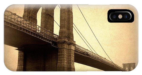 Brooklyn Nostalgia II IPhone Case