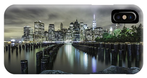 Brooklyn On The Rocks  IPhone Case