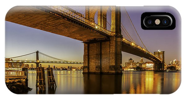 Brooklyn Sunrise IPhone Case