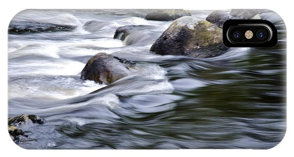 Brora River Scotland IPhone Case