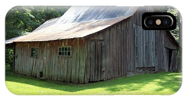 Brown Co. Barn Beauty IPhone Case