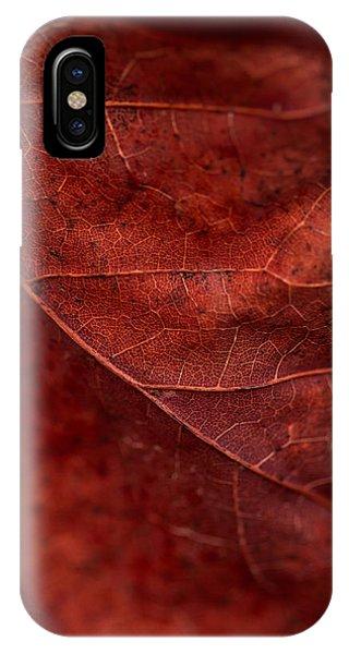Brown Texture IPhone Case