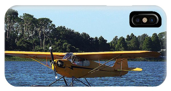 Brown's Piper Cub 005  IPhone Case