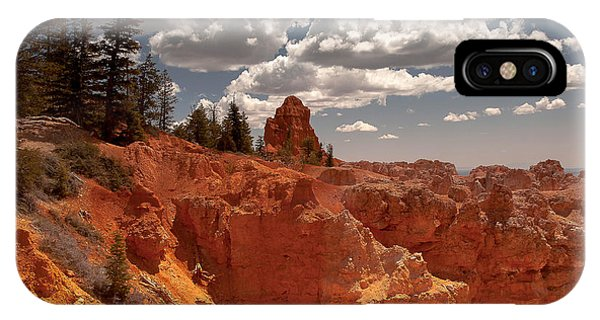 Bryce Canyon Sky  IPhone Case