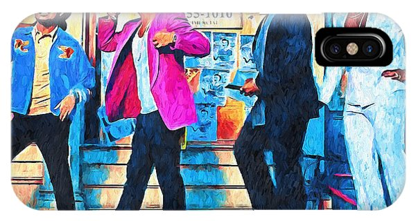 Bruno Mars - Uptown Funk 8 IPhone Case