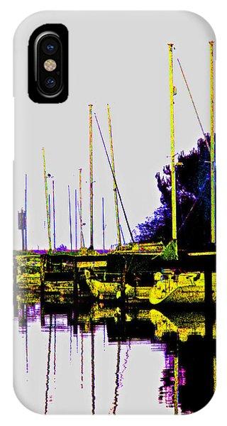 Brunos Marina IPhone Case