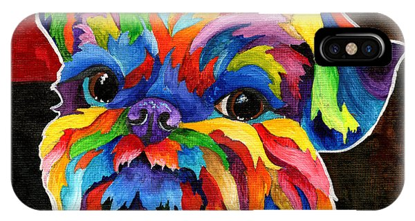 Brussels Griffon IPhone Case