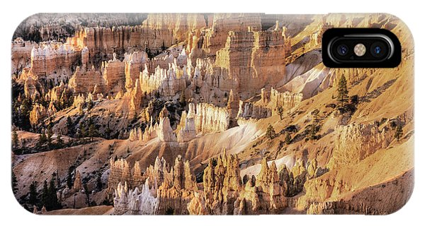 Bryce Canyon 3 IPhone Case