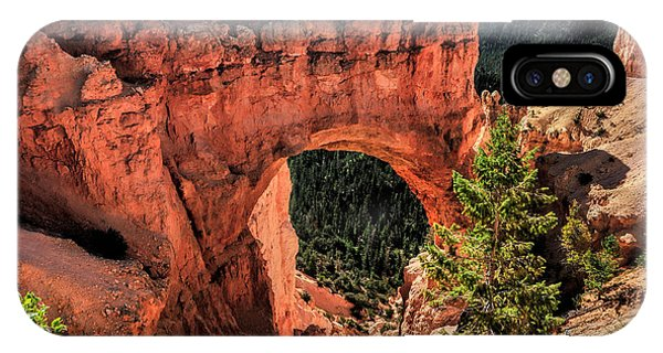 Bryce Canyon Arches IPhone Case