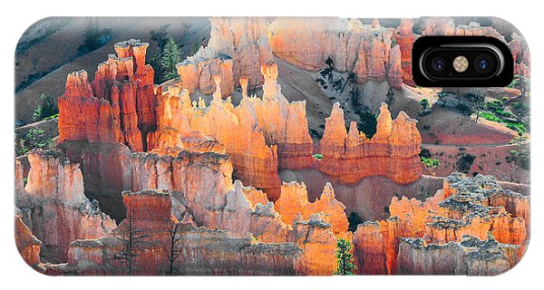 Bryce Canyon At Sunrise IPhone Case