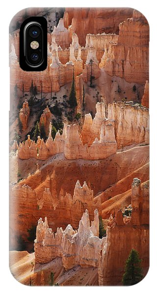 Bryce Canyon Hoodoos IPhone Case