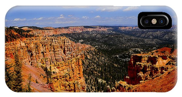 IPhone Case featuring the photograph Bryce Canyon National Park by Don and Bonnie Fink
