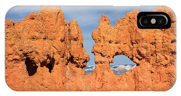 Bryce Canyon Peephole IPhone Case