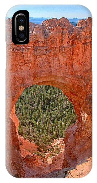 Bryce Pink Arch IPhone Case