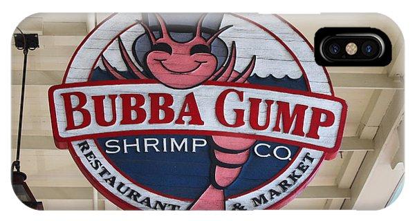 Bubba Gump Shrimp Co. IPhone Case