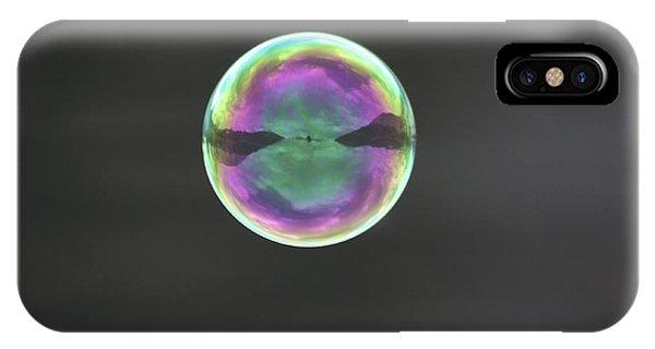Bubble Magic IPhone Case