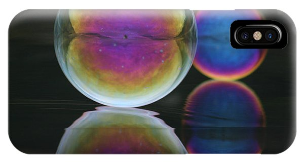 Bubble Spectacular IPhone Case