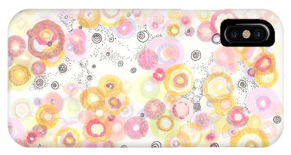 Bubbling Away IPhone Case