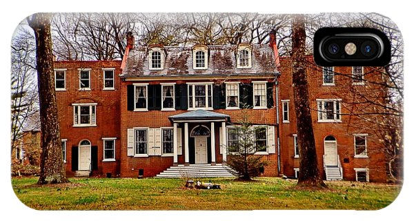 Buchanan House IPhone Case