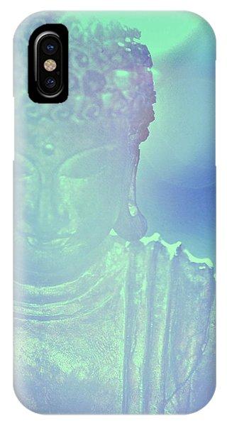 Buddah Bokeh IPhone Case