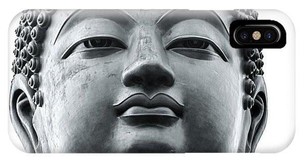 Buddha 1 IPhone Case