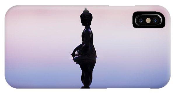Buddhism iPhone Case - Buddha Dawn by Tim Gainey