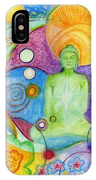 Buddha Of Infinite Possibilities IPhone Case