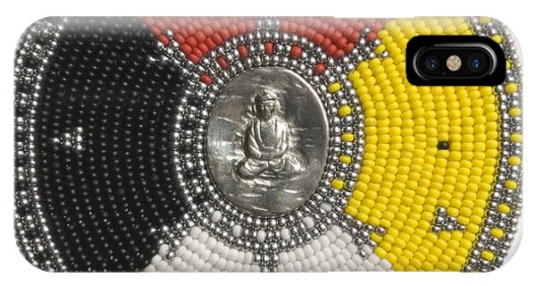 Buddha Turtle IPhone Case