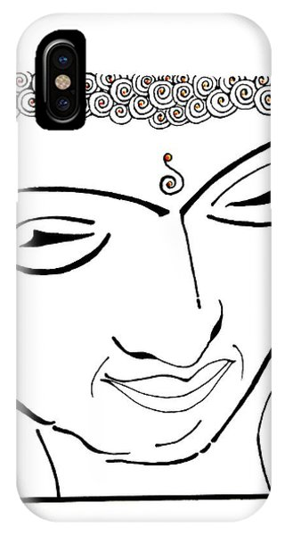 Buddha Xiv IPhone Case