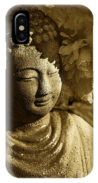 Buddha's Kiss IPhone Case