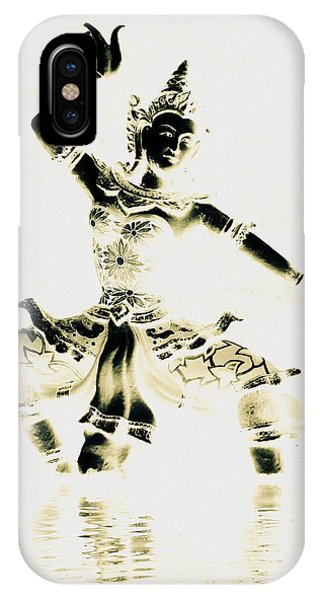 Buddhist Dancer IPhone Case