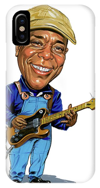 Superior iPhone Case - Buddy Guy by Art