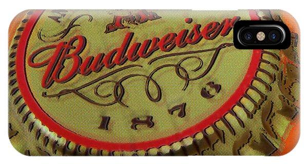 Budweiser Cap IPhone Case