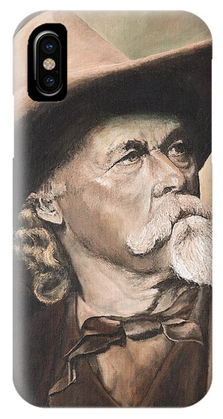 Buffalo Bill Cody IPhone Case