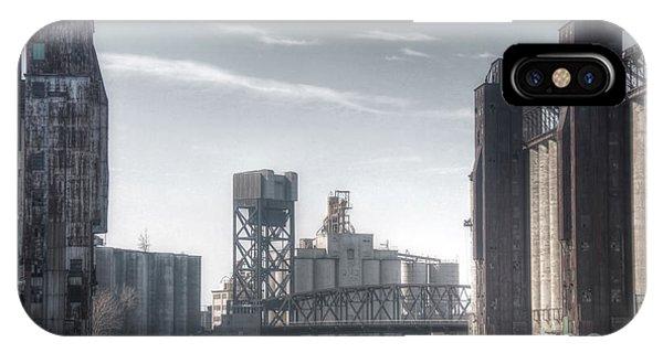 Buffalo Grain Mills IPhone Case