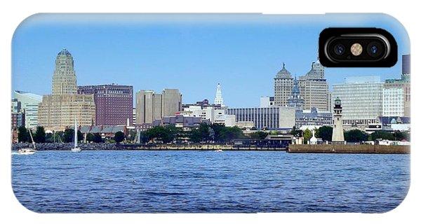 Buffalo New York Phone Case by John Carncross