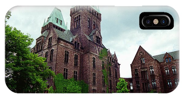 Buffalo Psychiatric Center IPhone Case
