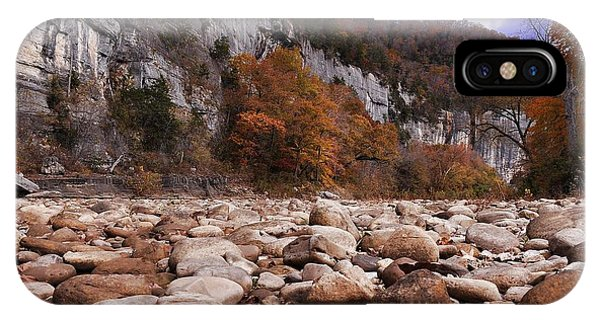 Buffalo River IPhone Case