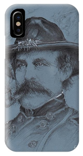 Buford's Stand IPhone Case