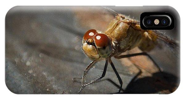 Bug-eyed Phone Case by Christine Nunes