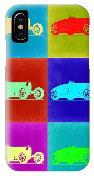 Bugatti Type 35 R Pop Art 2 IPhone Case
