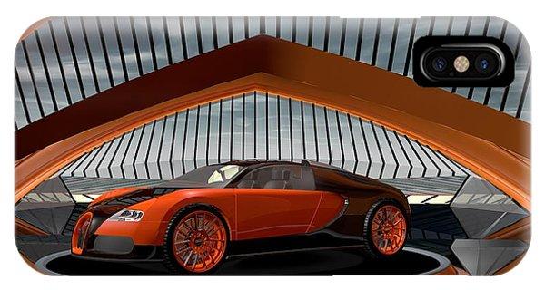 Bugatti Veyron IPhone Case