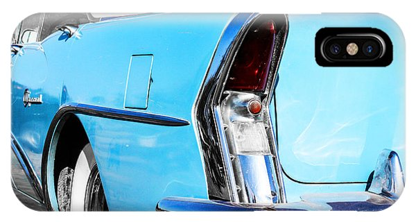Buick Baby Blue IPhone Case