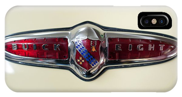 Buick Eight IPhone Case