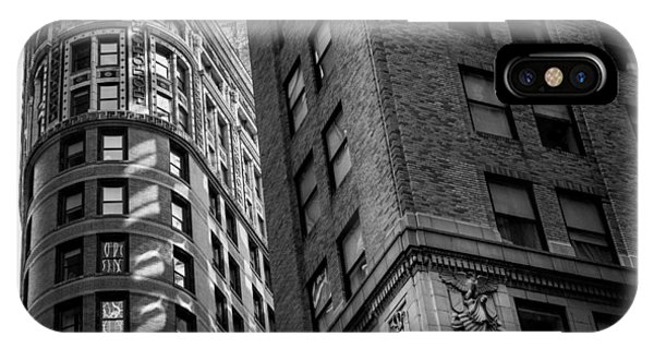 Buildings In New York IPhone Case