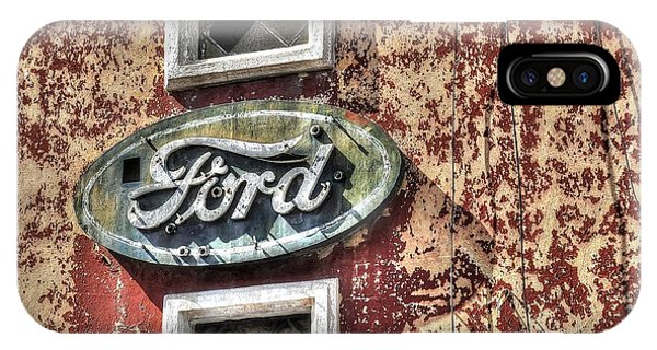 Built Ford Tough IPhone Case