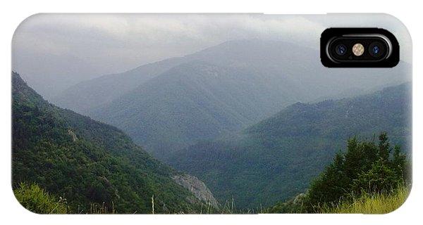 Bulgaria  Rodope Mountain IPhone Case