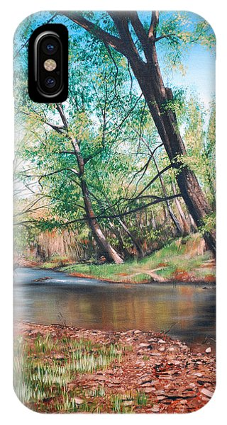 Bull Creek IPhone Case
