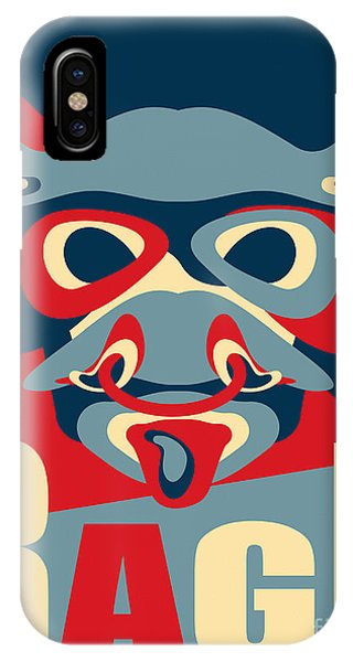 Bull Rage IPhone Case